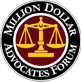Family Law Burlington, Million Dollar Advocates Photo - Law Offices of Daniel K. Newman